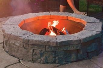 belvedere fire pit