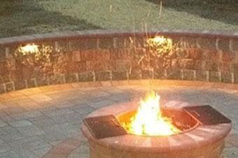 cambridge fire pit