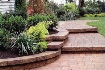 paver walkway installer