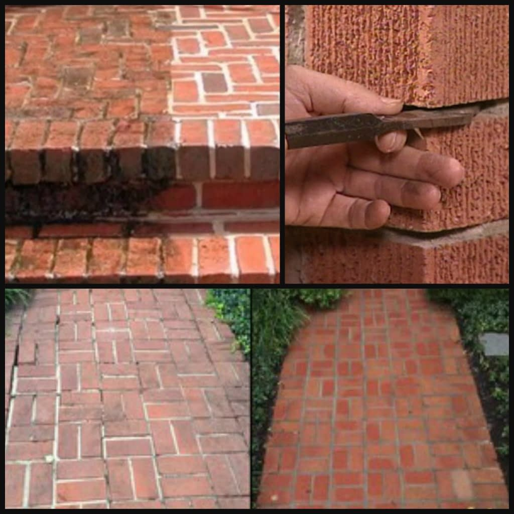 brick repointing services